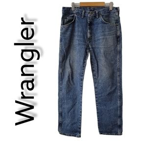 Vintage 90s Wrangler Made in USA Denim Jeans Pants